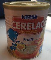 Cerelac Plein De Fruit - Product - fr