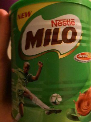 Milo 400G - Información nutricional