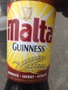 Malta Guinness - Produit