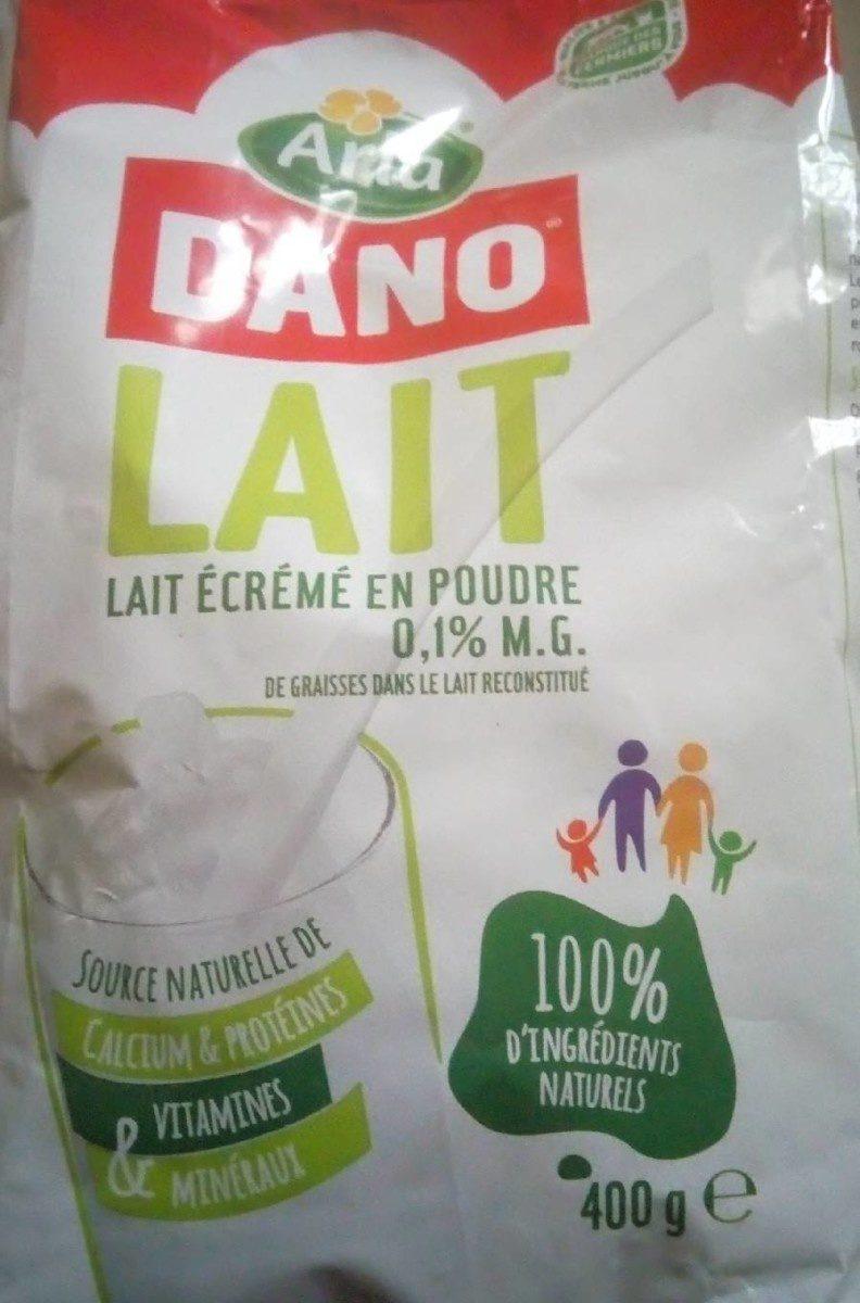 Dano lait écrémé - Product - fr