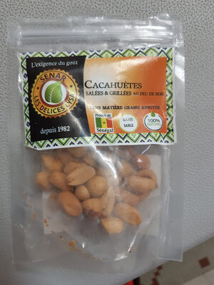 cacahuètes - Product - fr