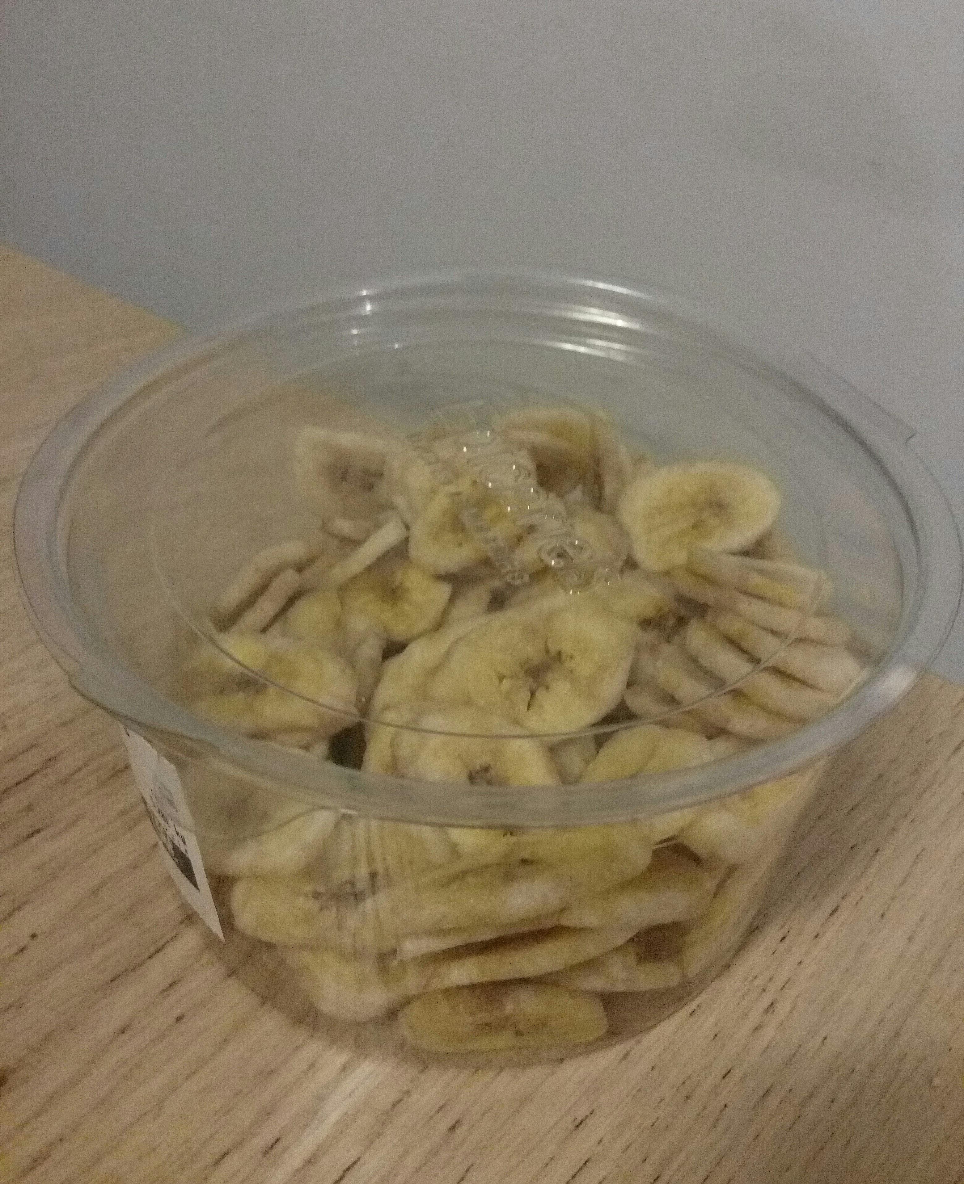Banane chips - Produit