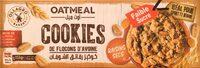 Cookies oatmeal raisins secs - نتاج - fr