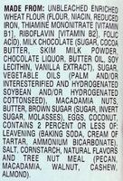 Sausalito - Ingredients