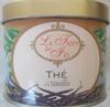 Thé à la vanille - Produit