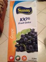 100% fruit juive - Product