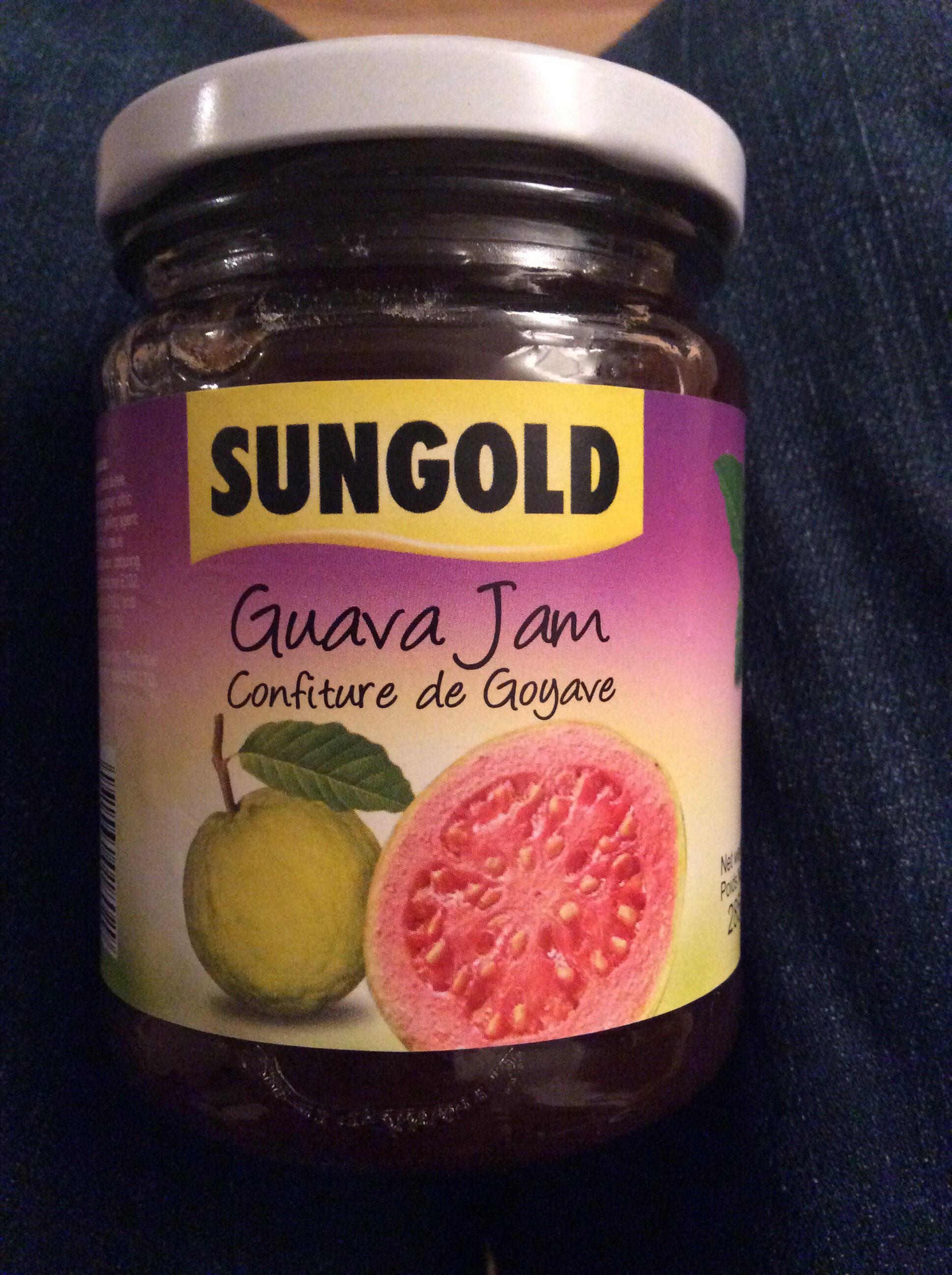 Guava jam confiture de goyave - Produit
