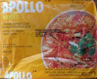 Nouilles - Saveur Curry - Product