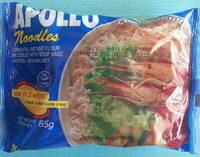 Noodles saveur de crevette - Prodotto - fr