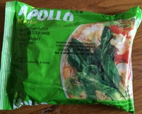 Nouilles Légumes Apollo - Product
