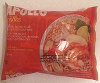 Nouilles Fruits De Mer Citronnelle Apollo - Product