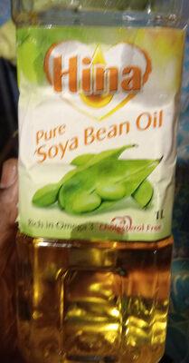 Hina Pure Soya Bean Oil - Produit - fr