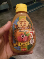 Miel de letchi - Product - fr