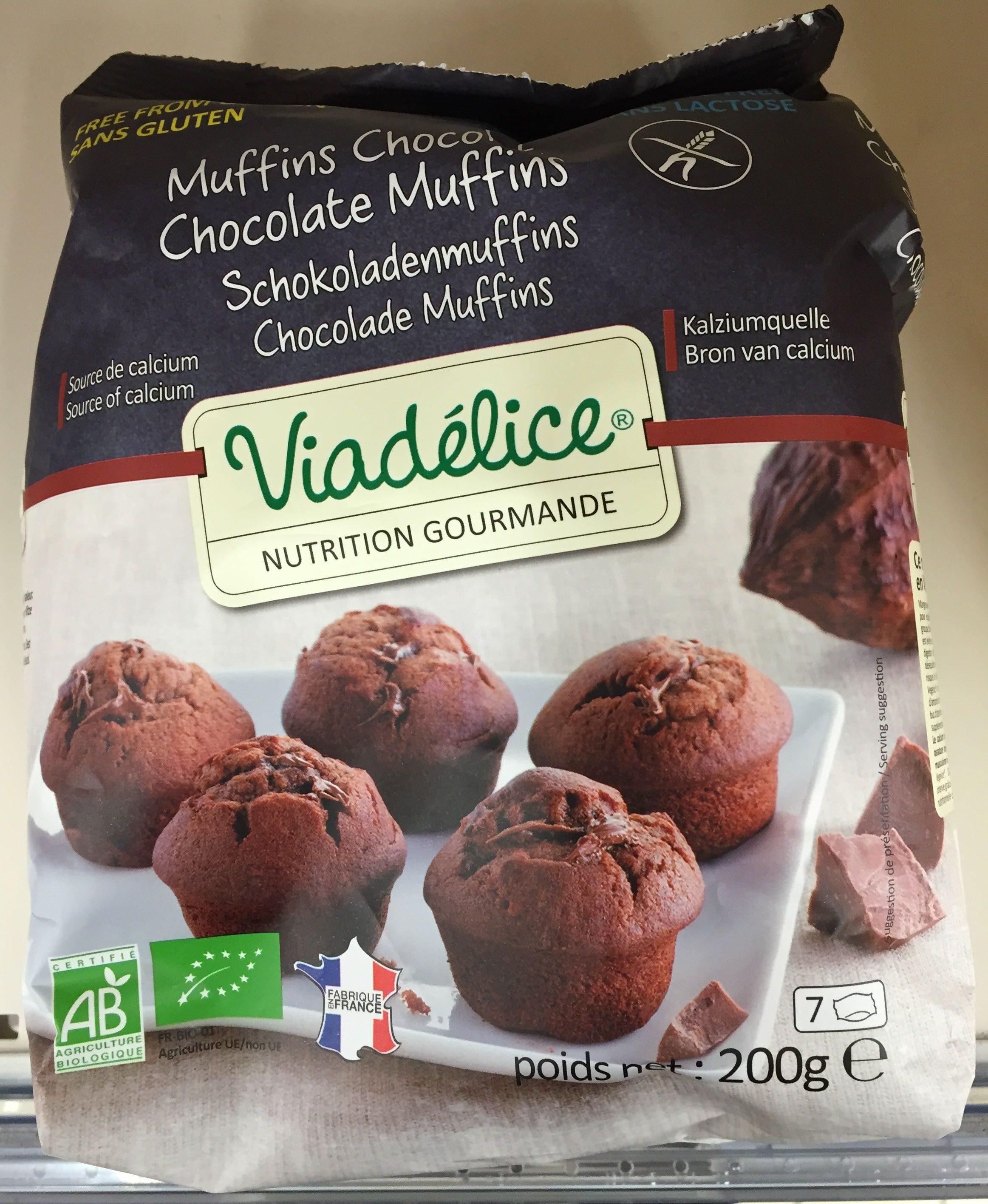 Muffins Chocolat - Produit - fr
