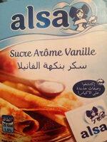Alsa Vanilla Sugar 70G - Product