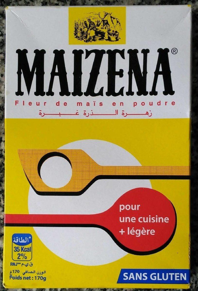 Maïzena - Produit
