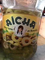 Aïcha olives vertes - Product - fr