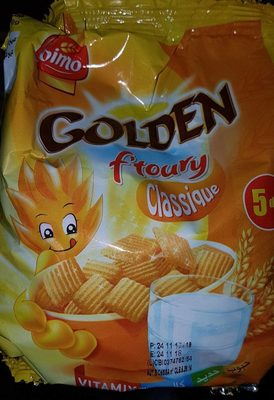 Golden Biscuits - Product