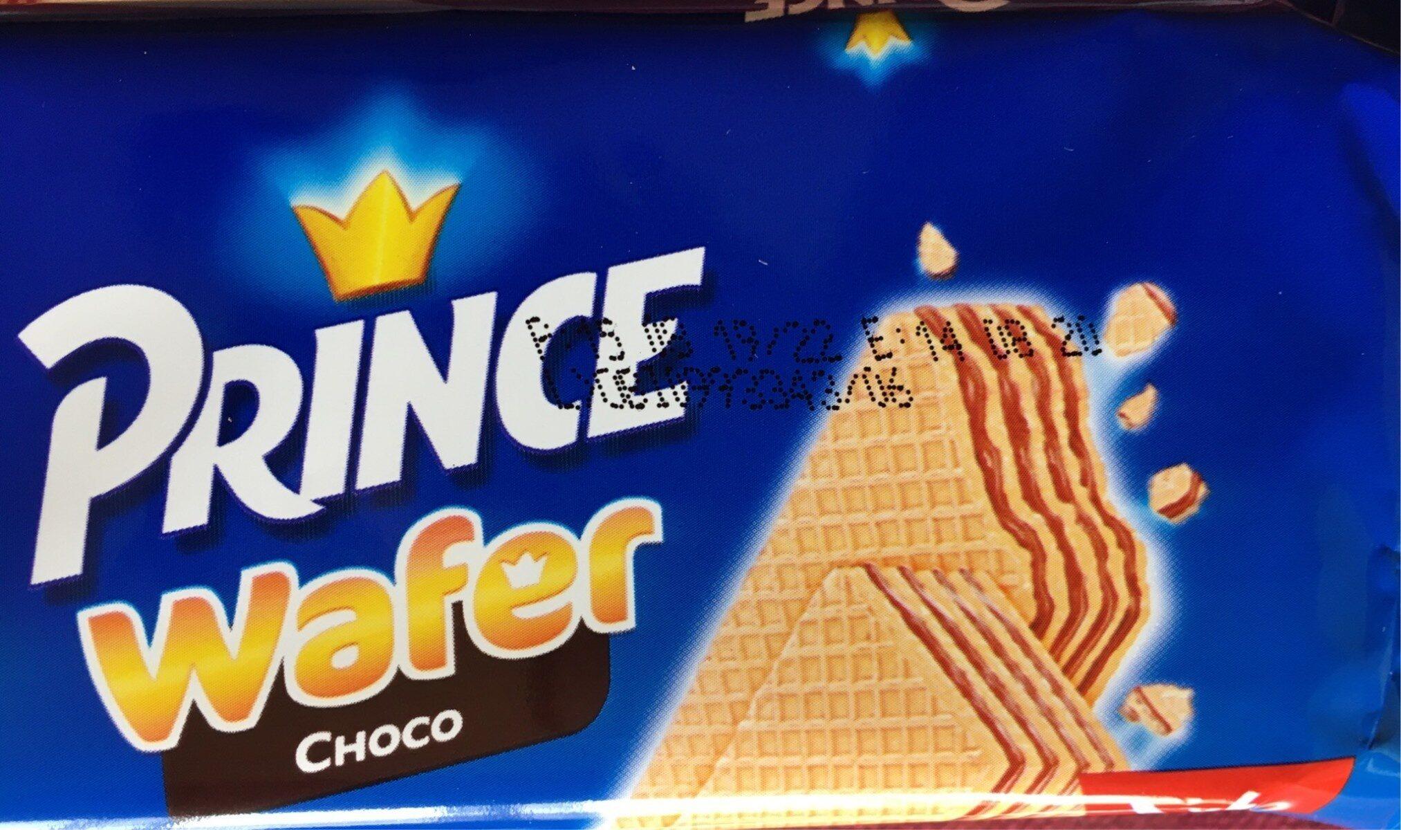 Prince Wafer Choco - Produit - fr