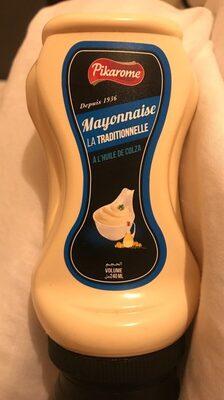 Mayonnaise La Traditionnelle à l'huile de colza - Produit - fr