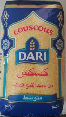 Couscous - Product