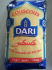 Couscous fin - Produit