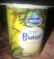 Brassé Ananas - Product - fr