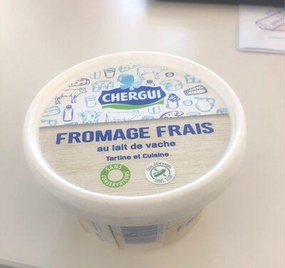 Fromage Frais au lait de vache - Product - fr