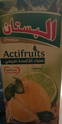 Actifruit citrion - Produit