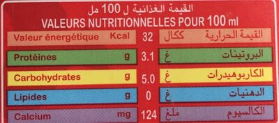 Linea - Nutrition facts - fr