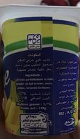 Yaourt Bnine Banane - Ingredients - fr