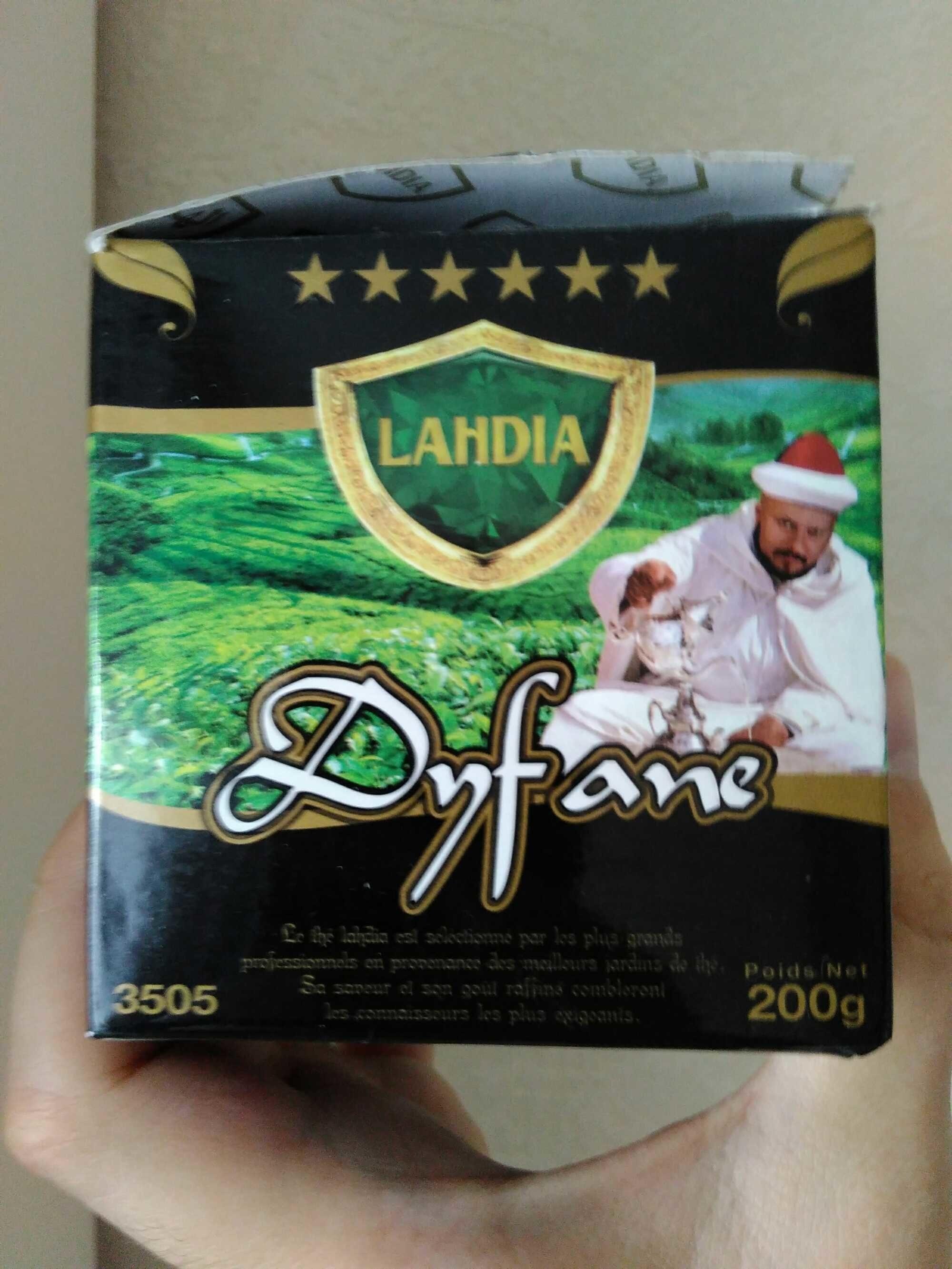 Dyfane - Produit - fr