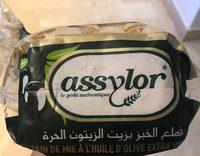 Pain de mie à l'huile d'olive extra vierge - Produit - fr