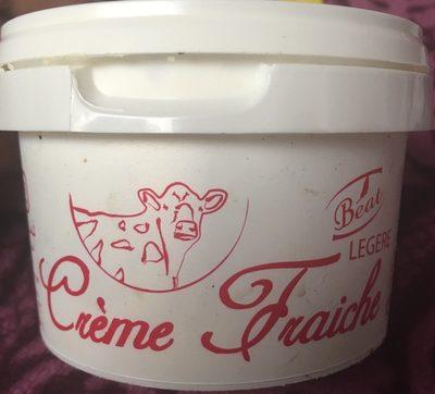 Crème fraiche - Product - fr