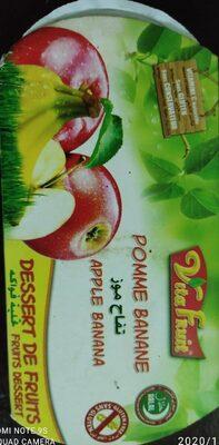 Pomme banane - Product - fr