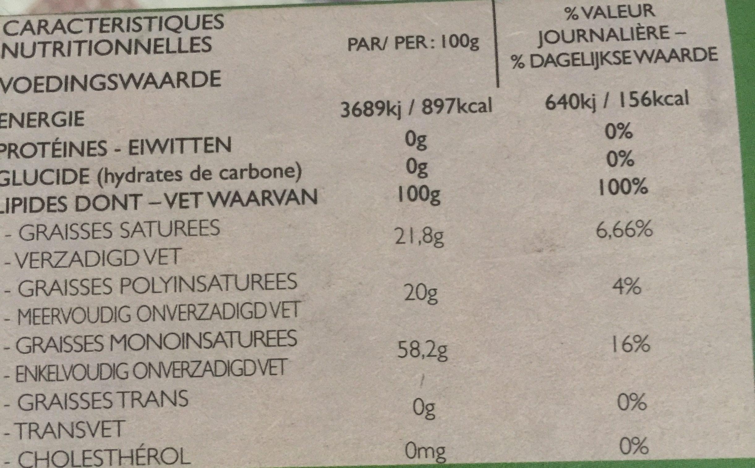 Olivie Plus 30X - 250 ML - Dr Jacob's Medical - Ingrédients - fr