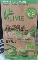 Olivie Plus 30X - 250 ML - Dr Jacob's Medical - Informations nutritionnelles - fr
