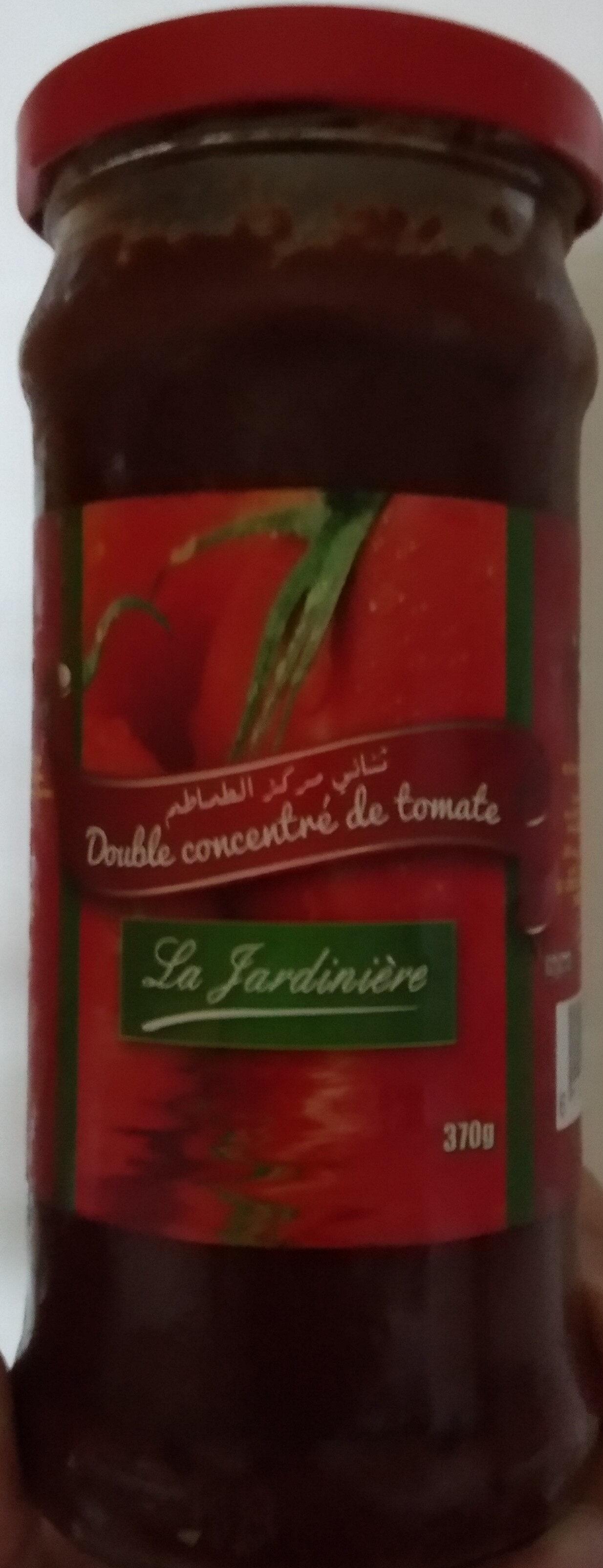 Double concentré de tomate - Produit - fr