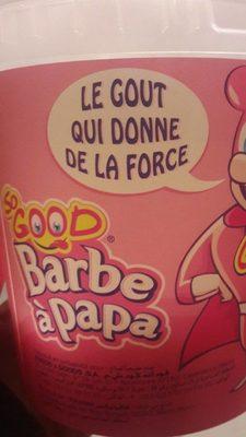 Barbe a papa - Produit - fr