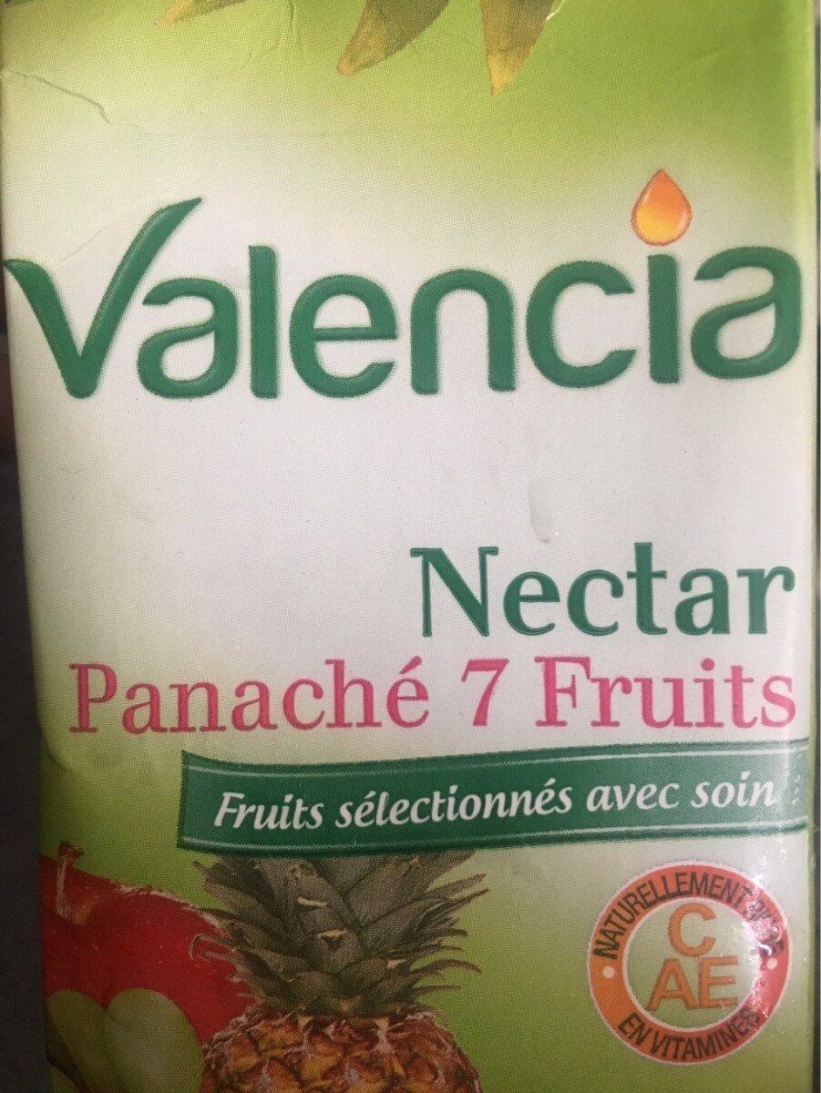 Nectar panaché 7 fruits - Produit - fr