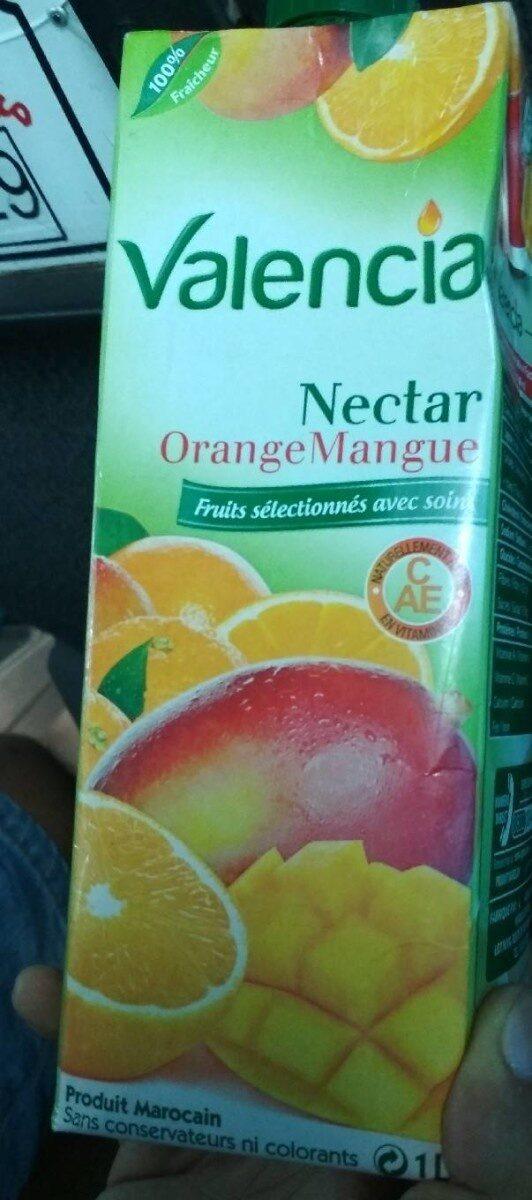 Nectar orange mangue - Produit - fr