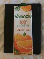 Valencia 100% Orange - Produit - fr