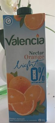 Nectar orange 0% - Produit - fr