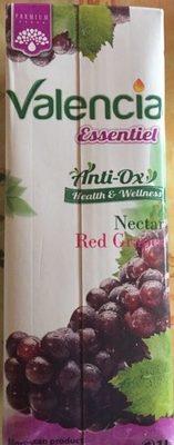 Essentiel Nectar Raisins Rouge - Product