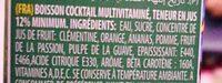 Abtal - Ingredienti - fr