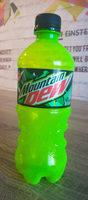 Mountain dew - Producto