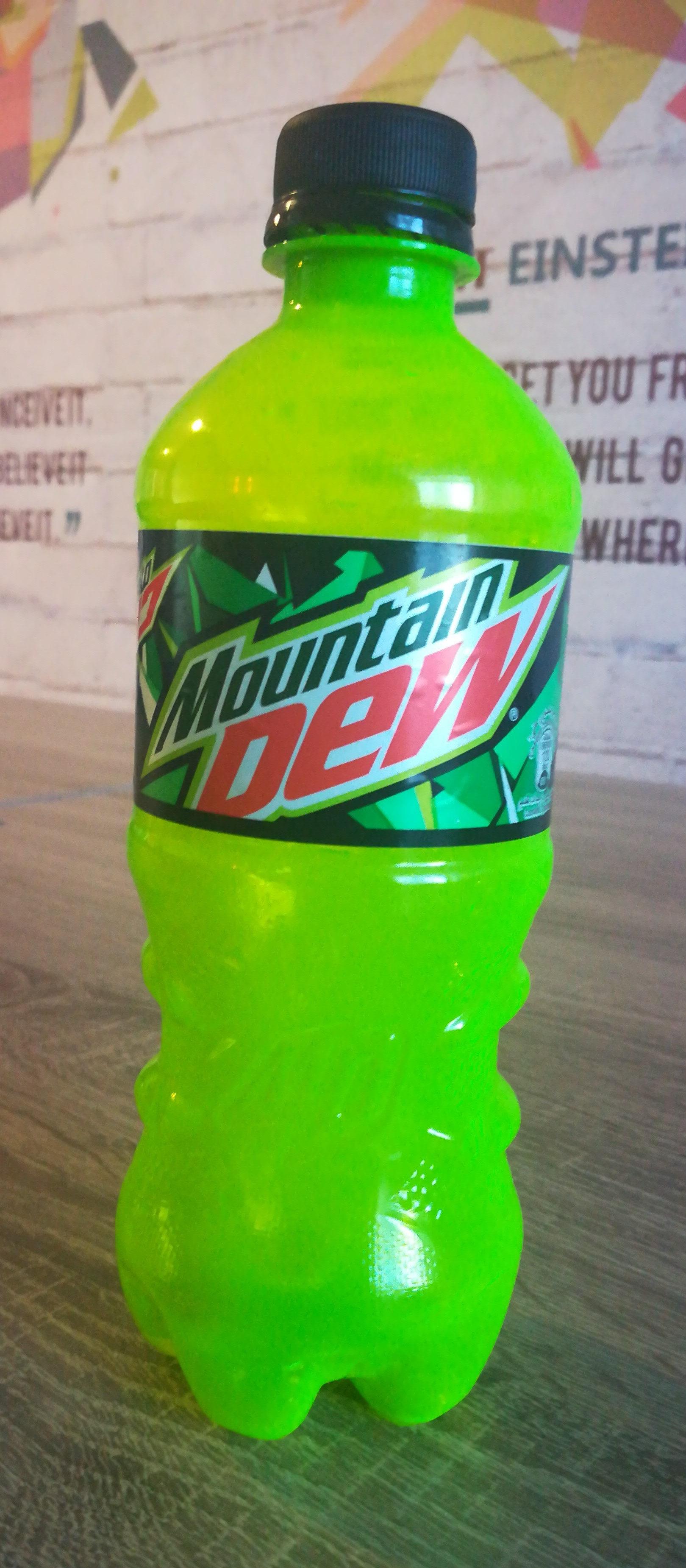 Mountain dew - Producto - en