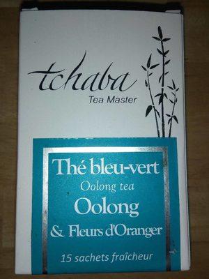 15 The Oolong Fleur Oranger - Produit