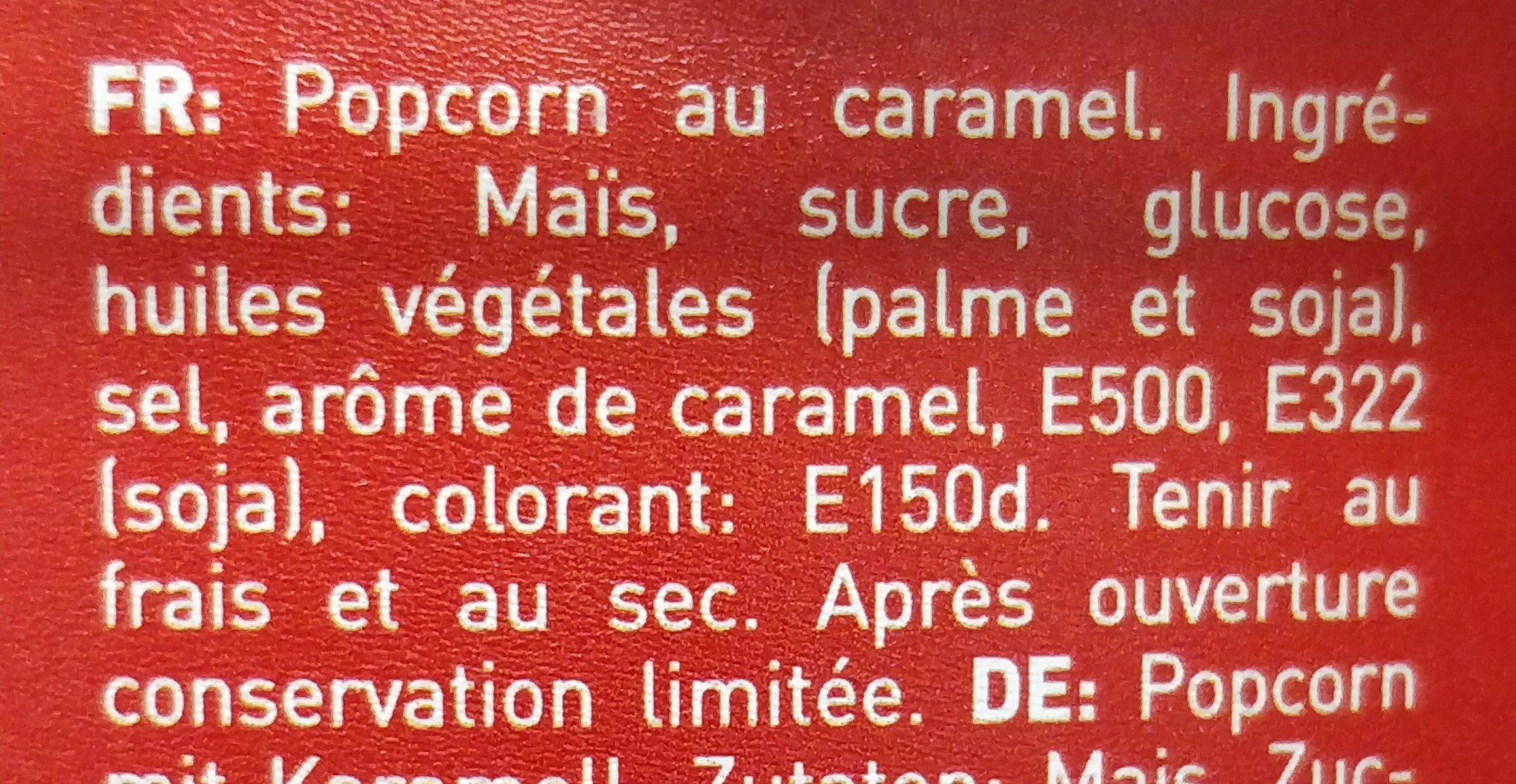Soho - Ingrédients - fr