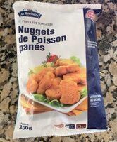 Nuggets de poisson panés - Product - fr